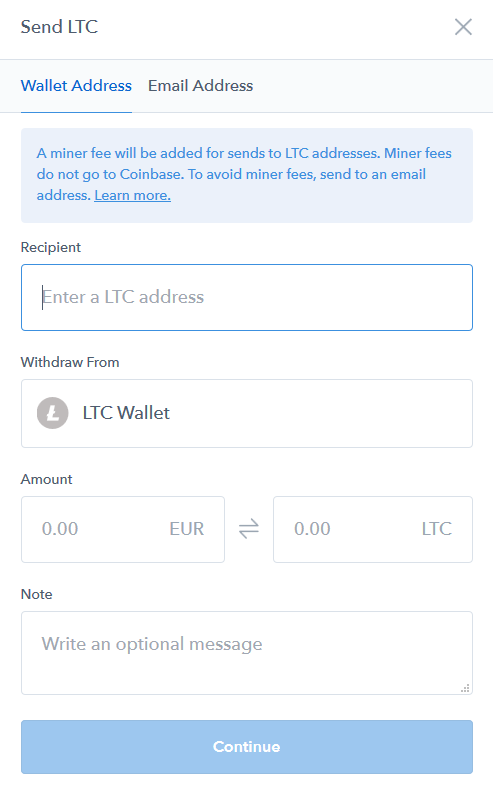 litecoin - coinbase 4