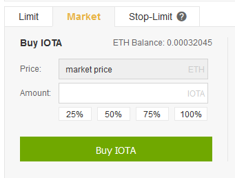 IOTA - Binance 6