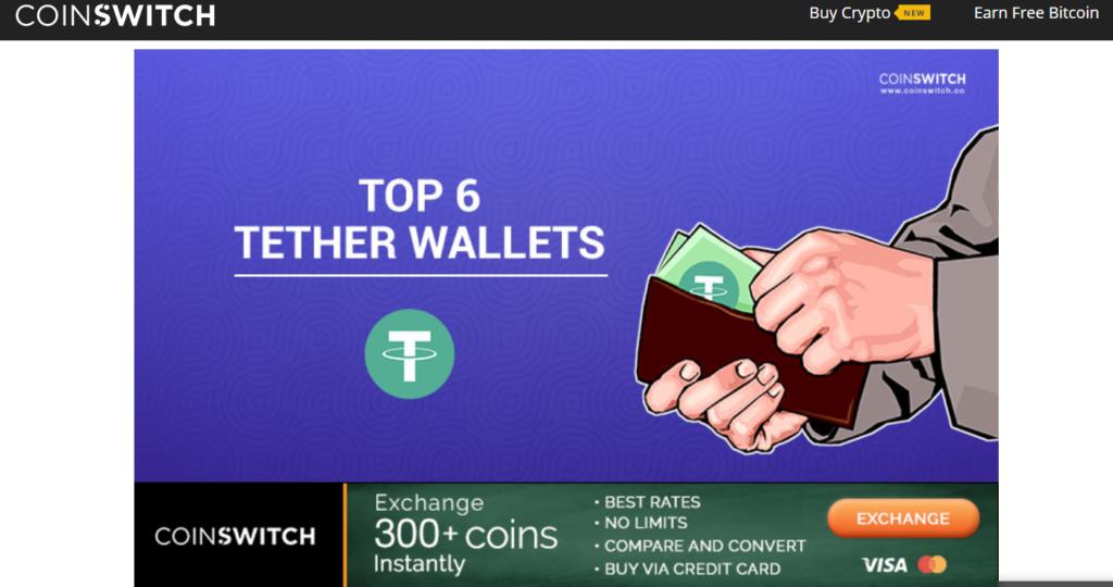 Usdt wallets