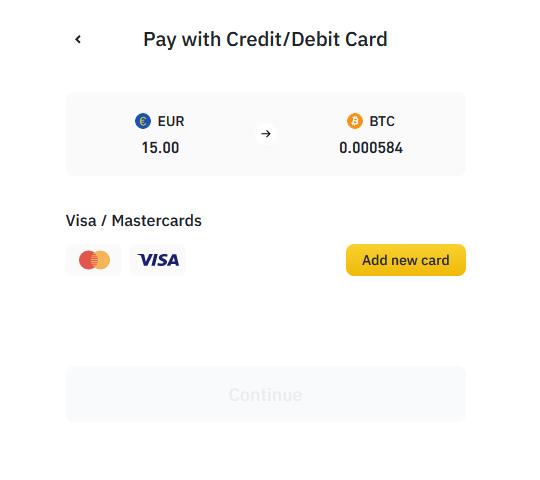 Binance 18 - Bitcoin
