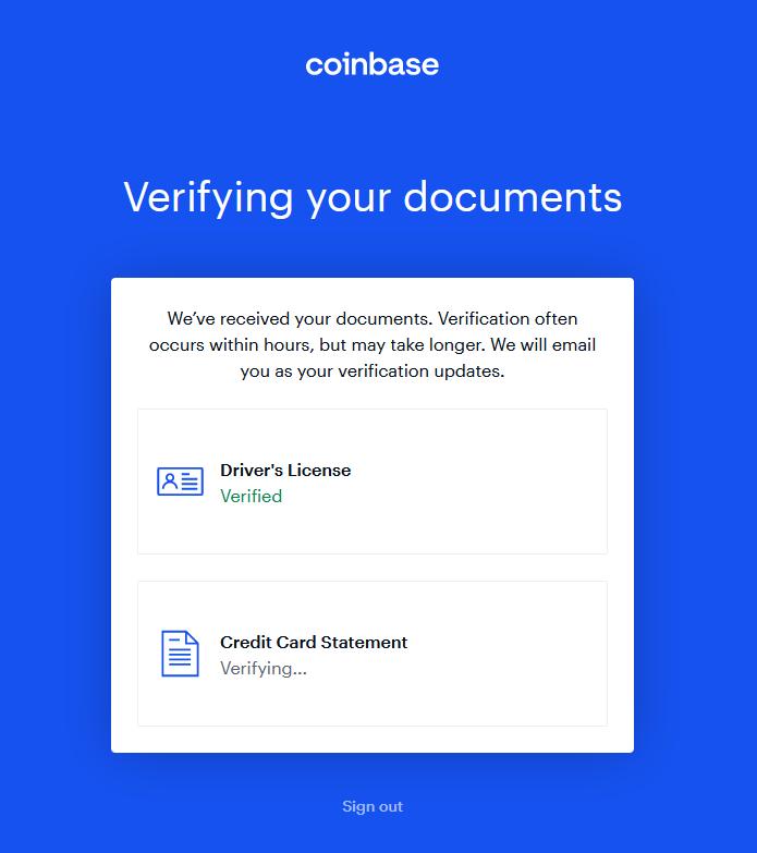 Coinbase 16